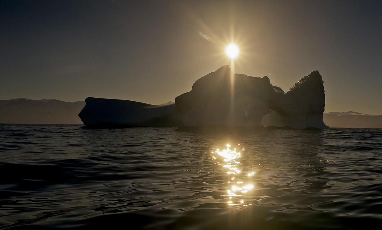 Fjord d' Uummannaq