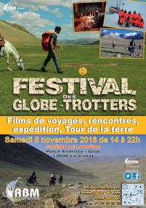Affiche Festival ABM